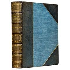 'Books' 1 Volume, Rose Barton, Familiar London, with Colored Plates