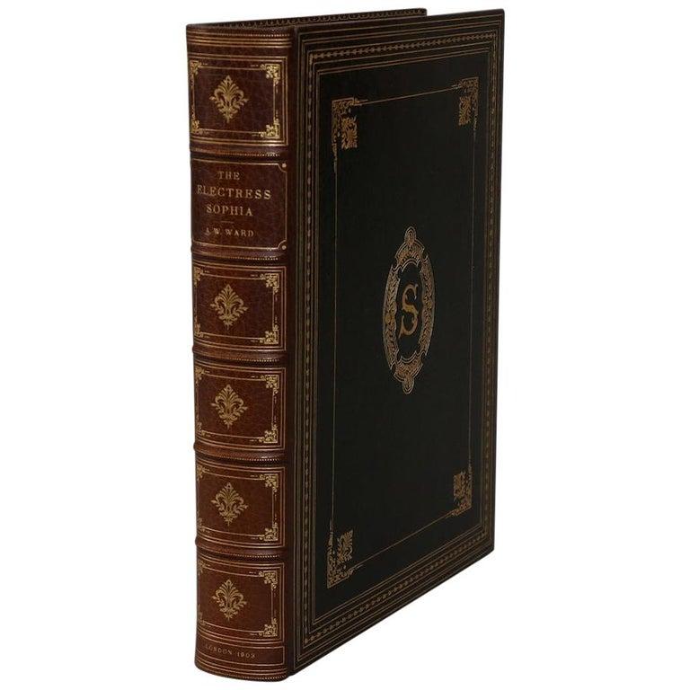 "Books, Adolphus W. Ward's ""The Electress Sophia and The Hanoverian Succession"" For Sale"