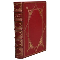 """Books, Andrew Lang's """"Prince Charles Edward"""" Limited Edition"""