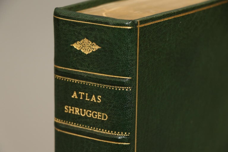 American Books, Ayn Rand's 'Atlas Shrugged' For Sale