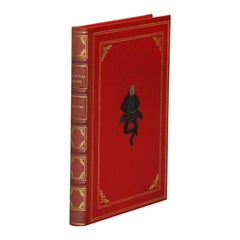 """Books, Charles Dickens' """"A Christmas Carol"""" Illustrated Throughout"""