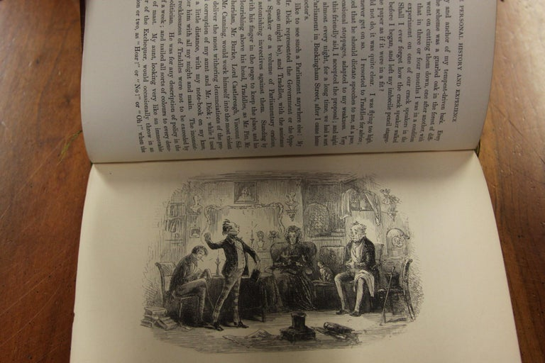 Books, Charles Dickens Complete Writings, Leather-Bound Antique Collection Set For Sale 8