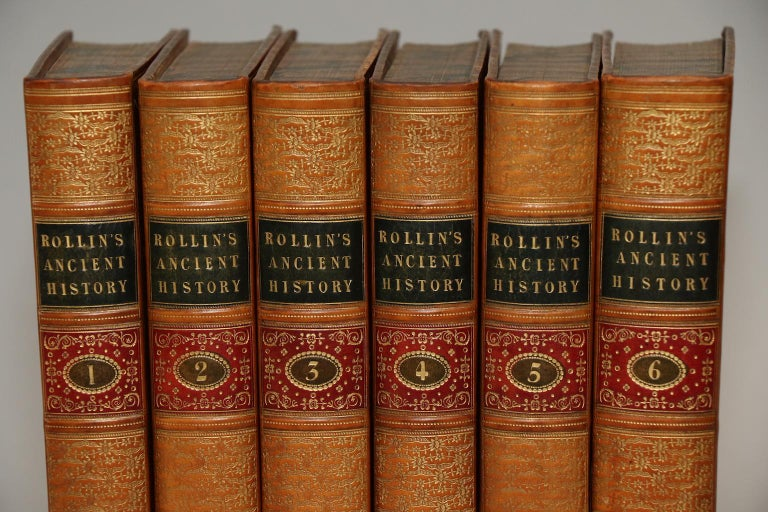 English Books, Charles Rollin's