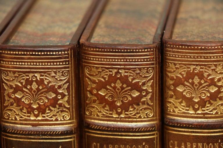 English Books, Clarendon's