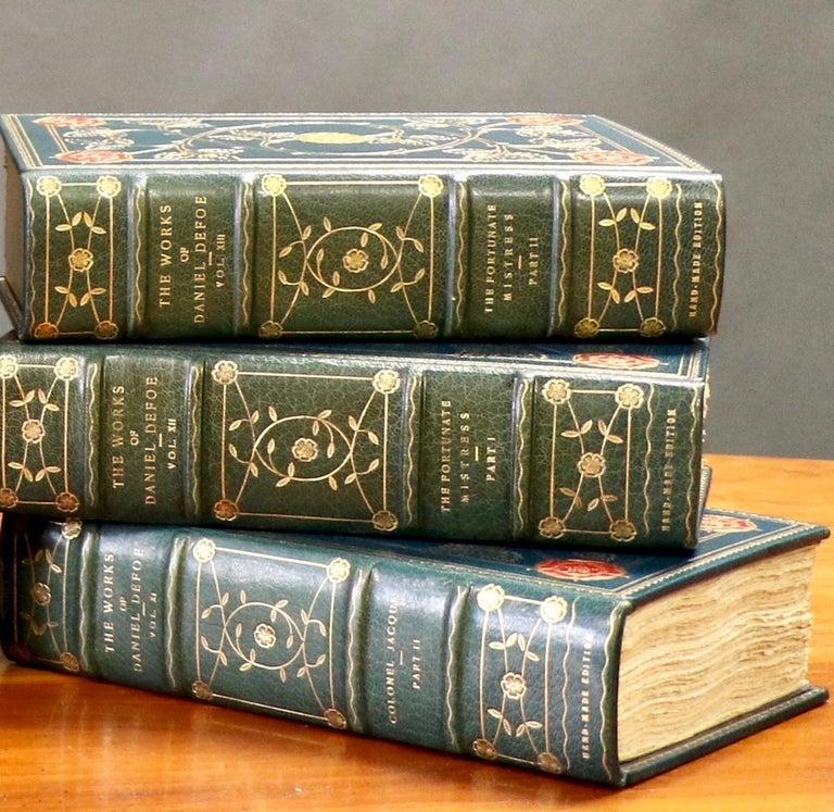20th Century Books, Daniel Defoe, Complete Works For Sale
