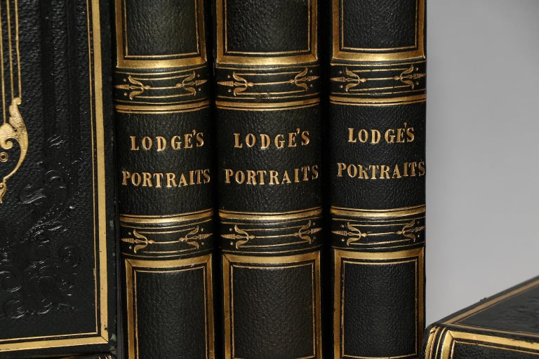 Books, Edmund Lodge's