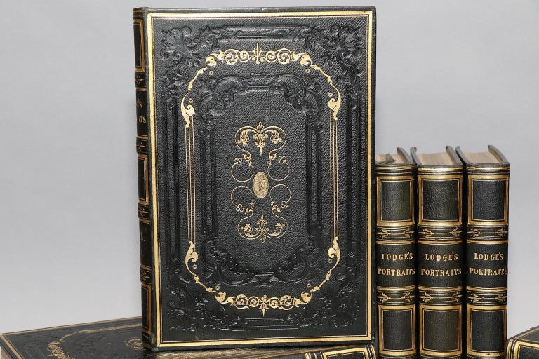 English Books, Edmund Lodge's