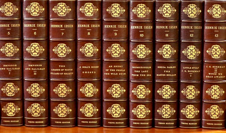 20th Century Books, Henrik Ibsen, Complete Works For Sale