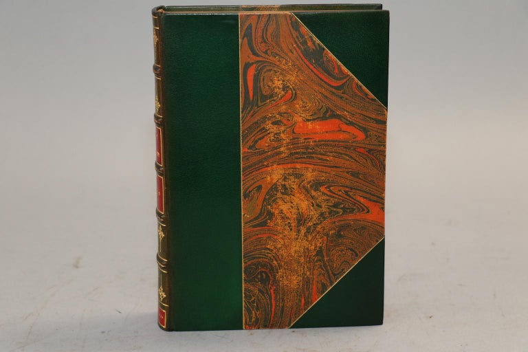 Dyed Books, H.G. Wells'