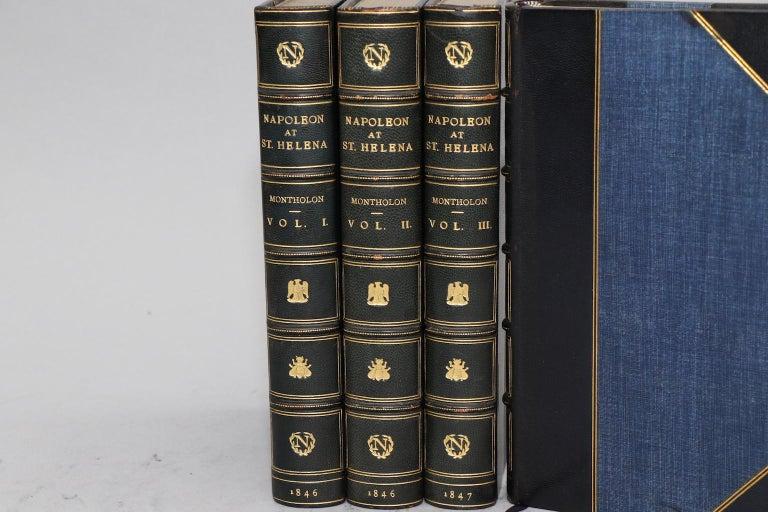 Books, General Court Charles Tristan Marquis de Montholon's