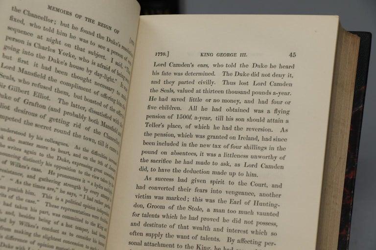 Dyed Books, Horace Walpole's