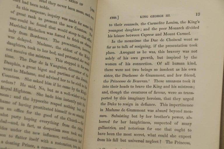 Books, Horace Walpole's