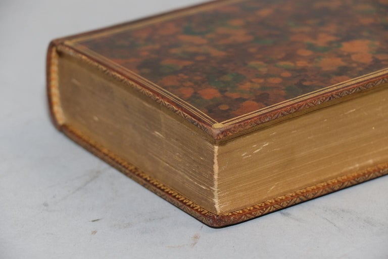 Gilt Books, Izaak Walton & Charles Cotton's