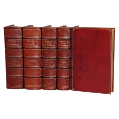 "Books, James Boswell's ""Life of Samuel Johnson...""  Extra-Illustrated Edition"
