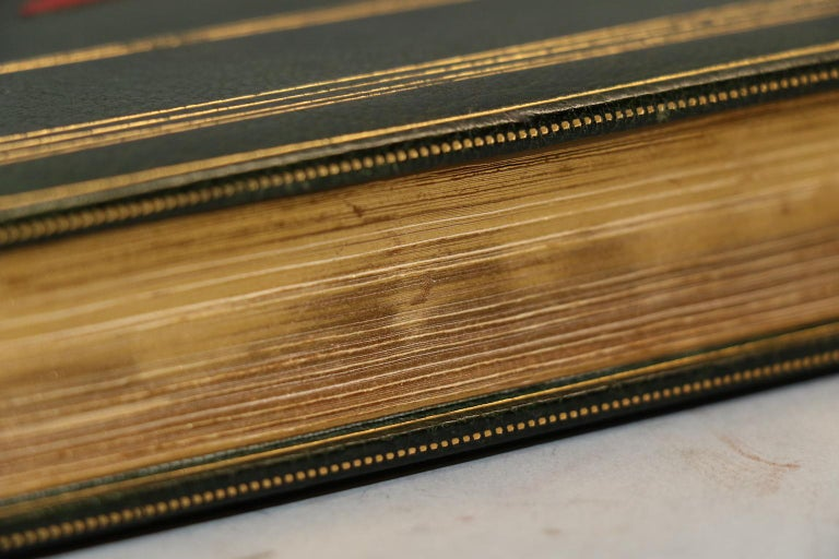 Gilt Books, Laurence Sterne's