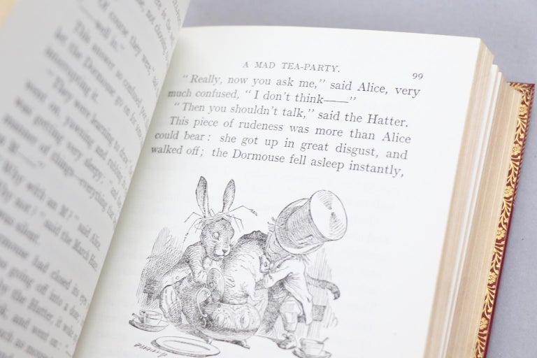 Books, Lewis Carroll's