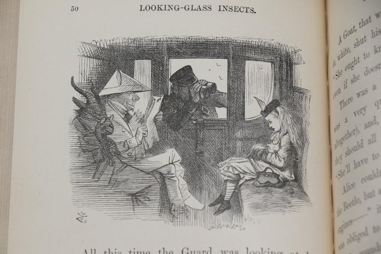Books, Lewis Carroll's