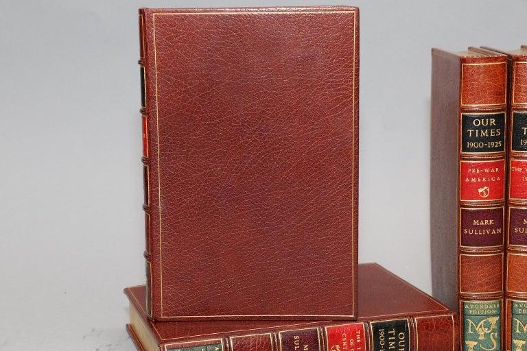 Dyed Books, Mark Sullivan's