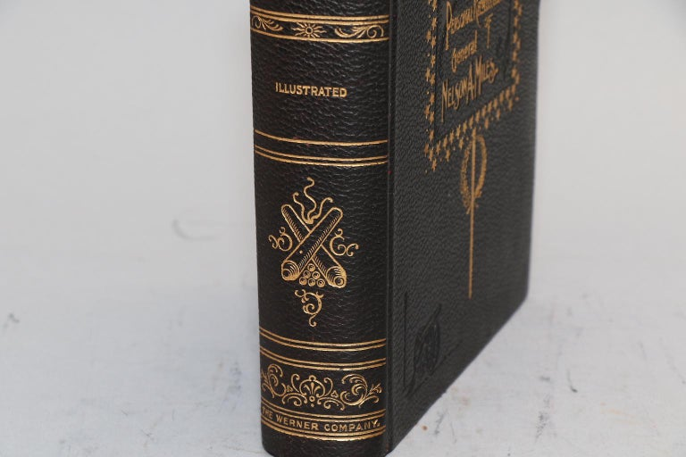 American Books, Personal Recollections of General Nelson A. Miles First Edition For Sale