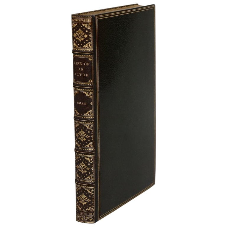 """Books, Pierce Egan's """"The Life of An Actor...""""  First Edition For Sale"""