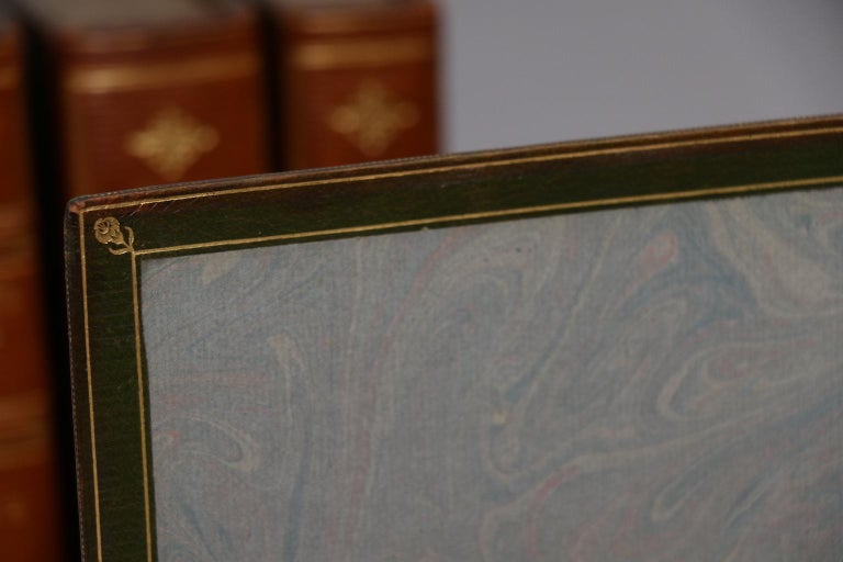 Late 19th Century Books, Ralph Waldo Emerson's Complete Works For Sale