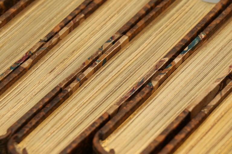 Dyed Books, Richard Hurd's