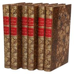"""Books, Richard Hurd's """"The Works of the Right Honourable Joseph Addison"""""""