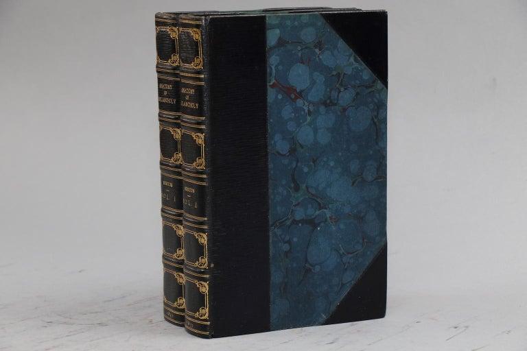 Dyed Books, Robert Burton's