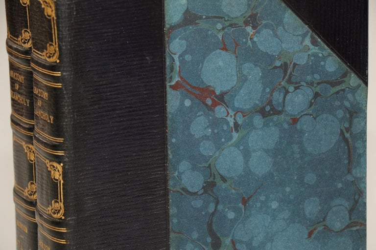 Books, Robert Burton's