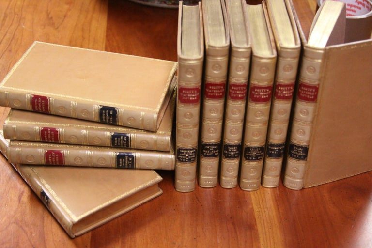 Books.  Sir Walter Scott Writings. Collections of  Antiques Books. First Edition For Sale 2