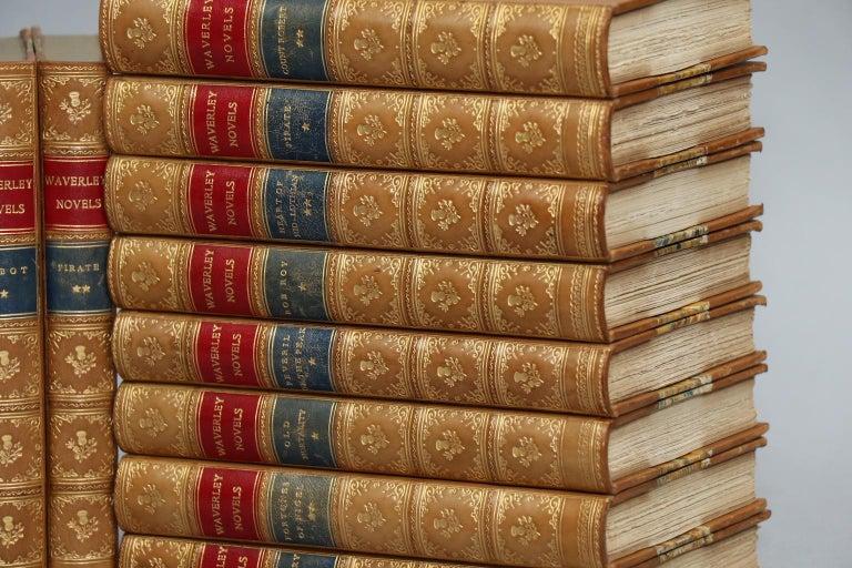 American Books, Sir Walter Scott's