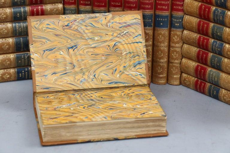 Late 19th Century Books, Sir Walter Scott's