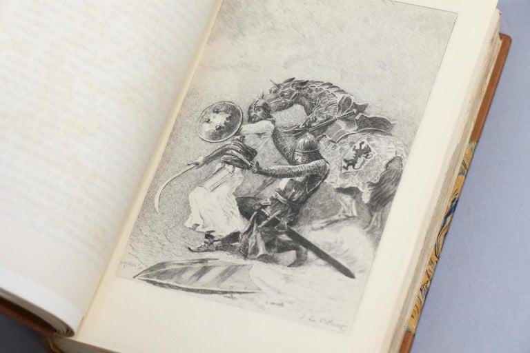 Leather Books, Sir Walter Scott's