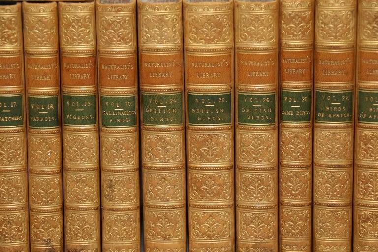 Scottish Books, Sir William Jardine's