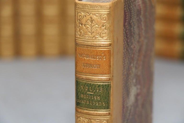 Gilt Books, Sir William Jardine's
