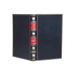 """Books, Sir Winston Spencer Churchill's """"War Speeches and The Post War Speeches"""""""