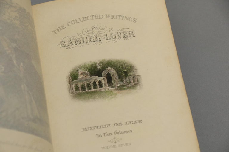 Books, The Collected Writings of Samuel Lover For Sale 2