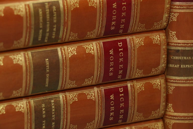 American Books, the Complete Works of Charles Dickens