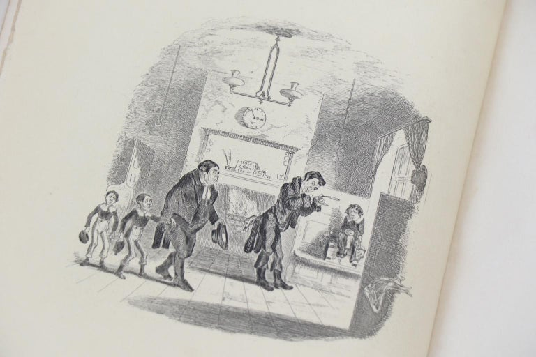 Books, the Complete Works of Charles Dickens 1