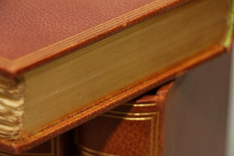 Books, The Complete Works of E.B. Browning In Good Condition For Sale In New York, NY