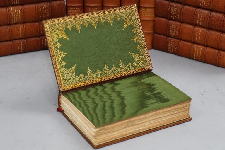 Books, The Complete Works of Mrs. E.B. Browning and Robert Browning In Good Condition For Sale In New York, NY
