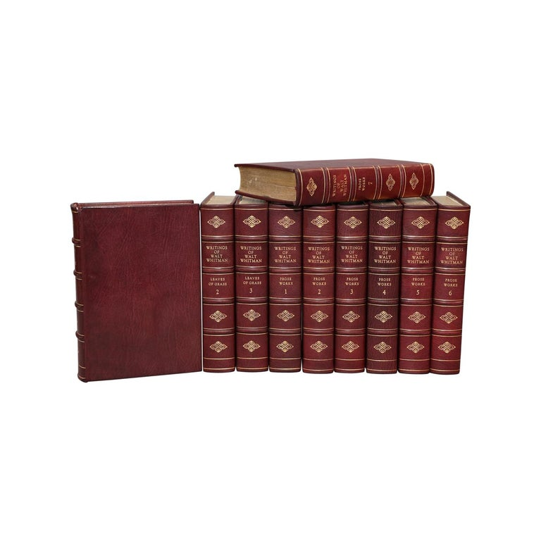 Books, The Complete Works of Walt Whitman For Sale