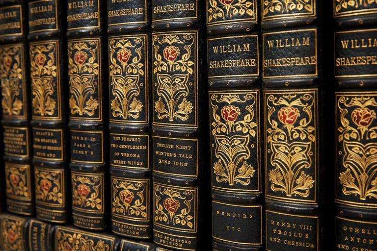 Renaissance Books, the Complete Works of William Shakespeare