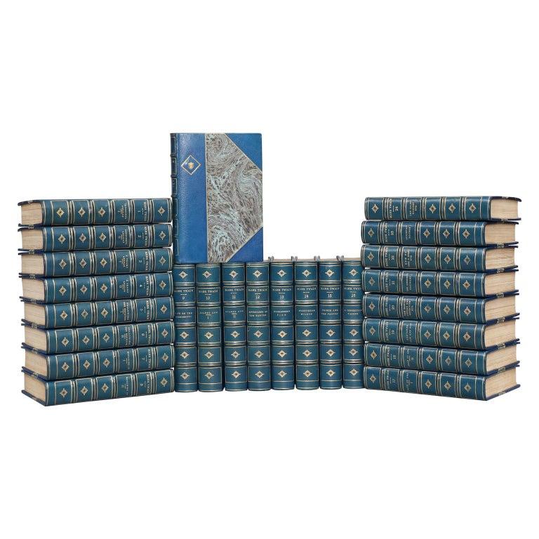 Books, The Complete Writings of Mark Twain