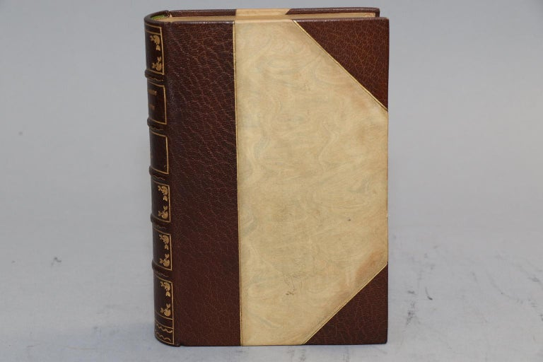 Dyed Books, The Divine Comedy of Dante Alighieri, Transl, by Rev. Henry Francis Carey For Sale