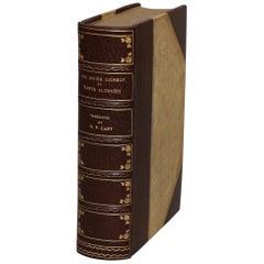 Books, The Divine Comedy of Dante Alighieri, Transl, by Rev. Henry Francis Carey