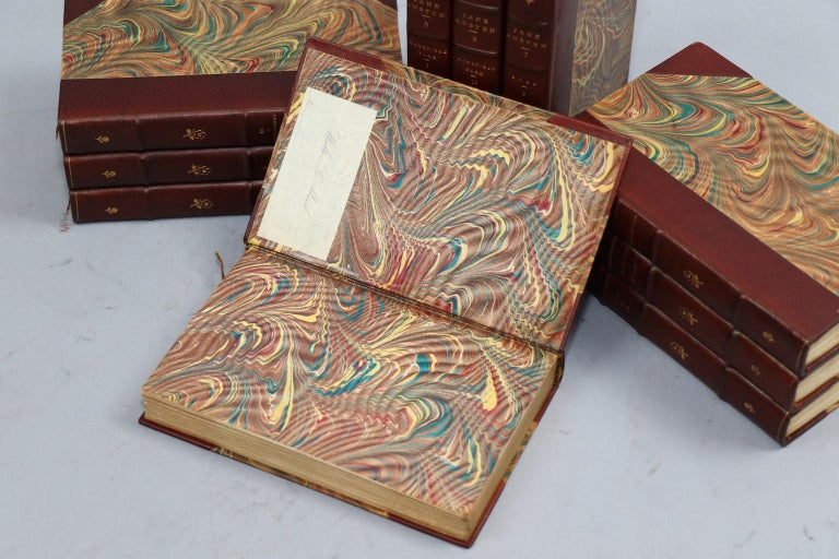 Early 20th Century Books, The Novels of Jane Austen, Edited by Brimley Johnson Winchester Edition For Sale