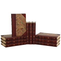 Books, The Novels of Jane Austen, Edited by Brimley Johnson Winchester Edition