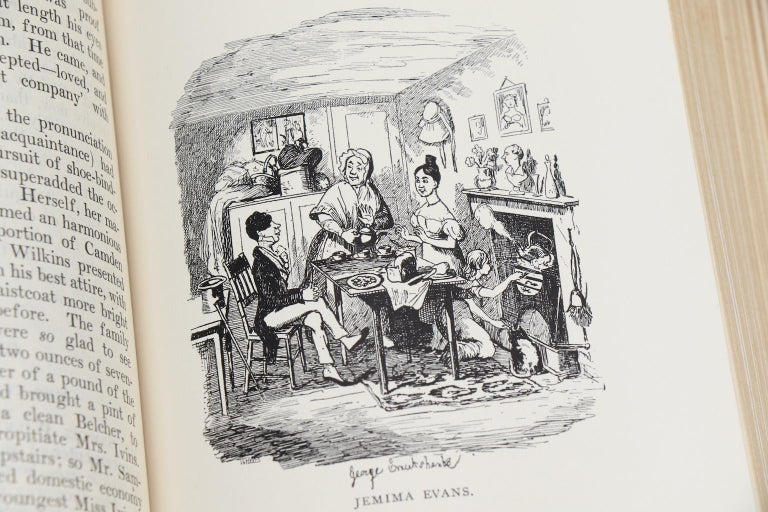 Books, The Works of Charles Dickens  National Library Edition For Sale 2