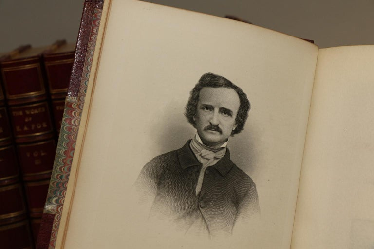 Books, The Works of Edgar Allen Poe  The Amontillado Edition For Sale 1